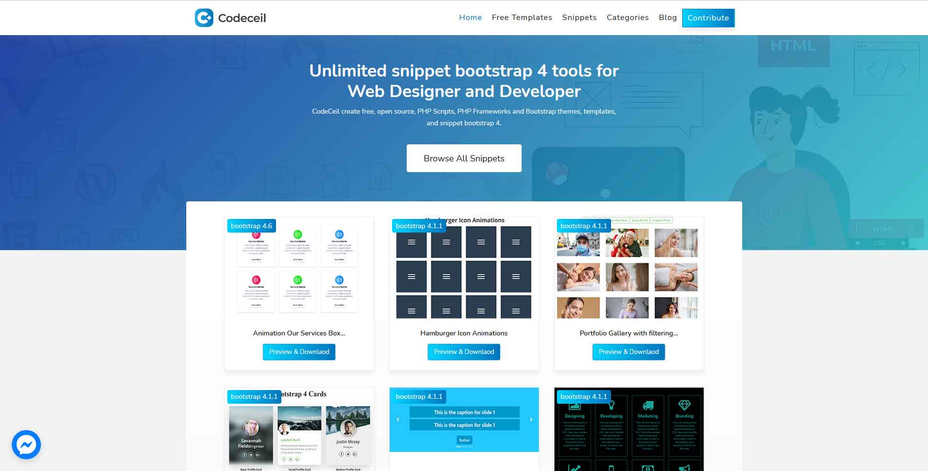 8 Useful Code Sharing Websites for Web Developers and Designers in 2021